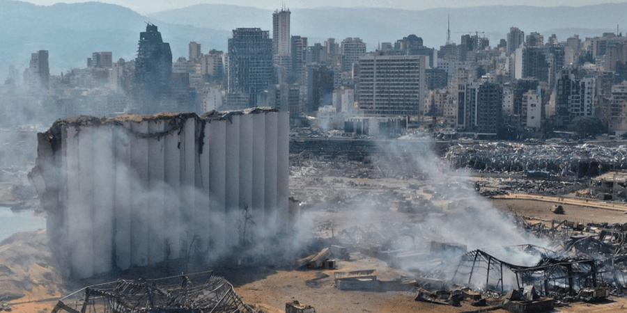 Noticia A explosão em Beirute: como evitar que essa tragédia se repita em nosso país? da netbasic uberaba mg